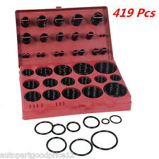 419pc Assorted Metric O-Ring Set 32 Sizes Truck Auto Parts Accessories Seal Ring