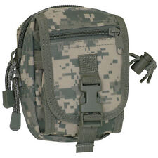 NEW Military Tactical Multi-Purpose Accessory MOLLE Gear Pouch ACU ARMY DIG CAMO