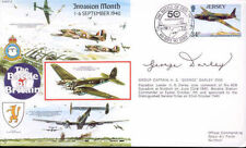 RAFA 13 WWII WW2 Invasion Month RAF cover signed Battle of Britain DARLEY DSO