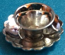 "Sterling Silver Tea Cup Teacup Charm 3/4"" 925"