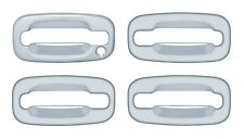 Fits 2002-06 Cadillac Escalade Chrome Door Handle Cover W/Passeger Side Keyhole