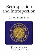 Retrospection and Introspection : Christian Life by Mary Eddy (2014, Paperback)