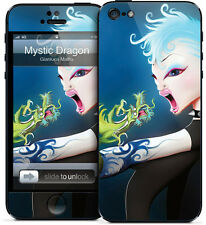 Gelaskin Gelaskins iPhone 5 Gianluca Mattia Mystic Dragon