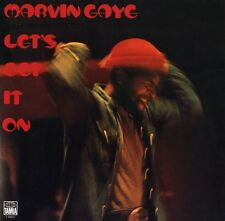 Marvin Gaye LET'S GET IT ON 180g Gatefold TAMLA MOTOWN New Sealed Vinyl LP