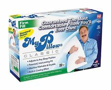 My Pillow As Seen On TV Standard/Queen Size Firm Fill Pillow Foam/Gel