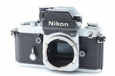【 EXC 】Nikon F2 Photomic AS 35mm SLR Camera Body DP-12 finder from JAPAN #1495
