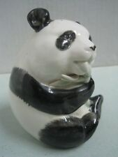 Antique Sculpture Statue Figures Figurine Panda Macau porcelain
