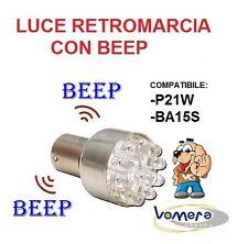 Lampadina retromarcia con avvisatore acustico lampada Beep & Light con cicalino