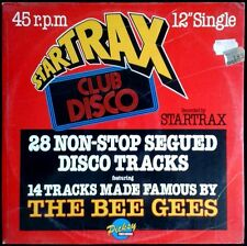 "STARTRAX Club Disco - 28 Non Stop Disco - SPAIN Maxi Single 12"" Mercury 1981"