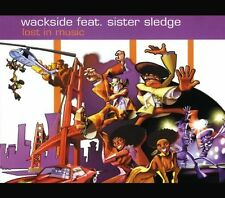 Wackside Lost in music (7 versions, 2002, feat. Sister Sledge) [Maxi-CD]