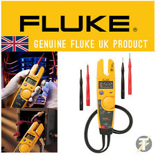 Fluke T5-600 Voltage Continuity Current Tester - UK Edition with GS38 Probes