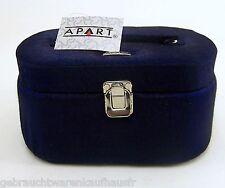 APART Kosmetikbox Schmuckbox Aufbewahrungsbox oval