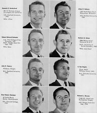 1955 Stanford University School of Business Yearbook~Photos~History~California