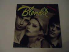 Blondie ‎– Eat To The Beat  - Chrysalis 1979  LP Vinyl