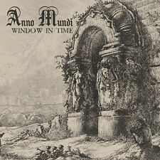 ANNO MUNDI Window in Time CD heavy metal