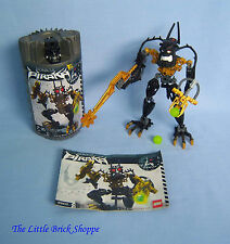 Lego Bionicle 8900 Piraka REIDAK - Boxed and complete with instructions