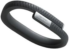Jawbone Up Fitness Tracking Bracciale Activity Tracker-Black Onyx (Large) NUOVO