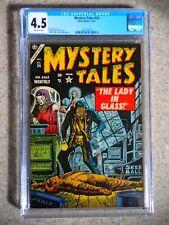 1954 Atlas Marvel Mystery Tales #24 CGC 4.5