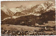 Suisse - CHATEAU D'OEX - Vue générale