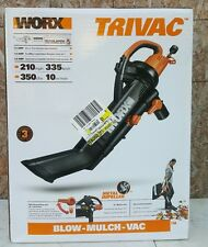 WORX 12-Amp Trivac with Metal Impeller  WG505