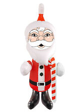 Inflatable Father Christmas Santa Acessory Stock Novelty Decoration 120cm New
