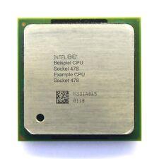 Intel Pentium 4 SL6WG 3.20GHz/512KB/800MHz Socket/Sockel 478 Hyper-Threading CPU