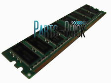 1GB PC3200 DDR 400 MHz Non ECC 184 pin Low Density DIMM RAM Memory