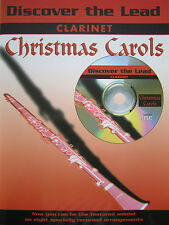 DISCOVER THE LEAD Clarinet CHRISTMAS CAROLS Favourites for Clarinet with CD