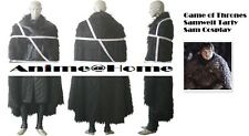 New Top Quality Game of Thrones Samwell Tarly Sam Cosplay Costume S-L