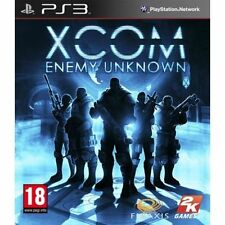 PS3 game ** XCOM ENEMY UNKNOWN ** brand new sealed