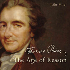Thomas Paine - Audio Book Collection - The Age of Reason + Much More on CD Rom