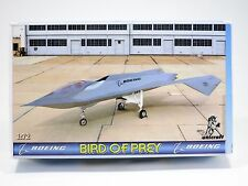 "1/72 Unicraft Models Boeing ""Bird of Prey"" Stealth Fighter UAV Testbed - Resin"