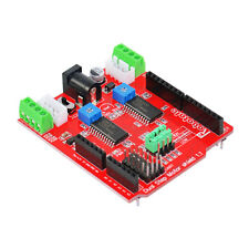 Dual Channel Stepper Motor Driver Shield Expansion Board for Arduino UNO MEGA
