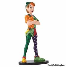 Disney Britto Peter Pan Figurine - Disney Showcase Collection - Romero Britto
