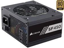 CORSAIR SF Series SF450 450W 80 PLUS GOLD Active PFC Haswell Ready SFX SFX12V Mi