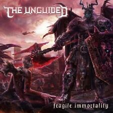 THE UNGUIDED - FRAGILE IMMORTALITY (LIMITED FIRST EDITION)  CD NEU