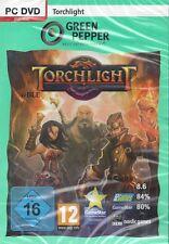 PC DVD + Torchlight + Abenteuer + Action + Kämpfe + Spannung + ab 16 Jahren