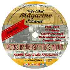 Rider's Perpetual Troubleshooters Manuals 1-23 DVD Hi Resolution