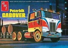 PETERBILT 352 PACEMAKER CABOVER TRUCK TRACTOR AMT 759 1:25 PLASTIC KIT