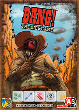 BANG THE DICE GAME WILD WEST PARTY GAME BANG!