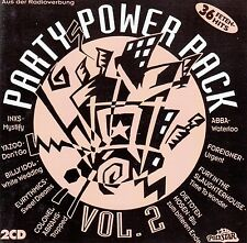 PARTY POWER PACK - VOLUME 2 / VARIOUS ARTISTS / 2 CD-SET (POLYSTAR 516639-2)
