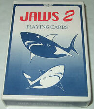 BOXED PACK OF JAWS 2 PLAYING CARDS