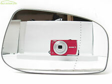 A122) VOLVO S60 S80 V70 RIGHT SIDE (DRIVER) HEATED DOOR MIRROR GLASS (3001-878)
