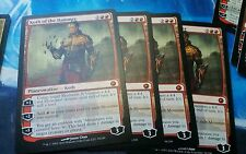 4x Koth of the Hammer PLAYSET Scars of Mirrodin MYTHIC PLANESWALKER NM
