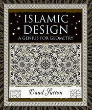 Wooden Bks.: Islamic Design : A Genius for Geometry by Daud Sutton (2007,...