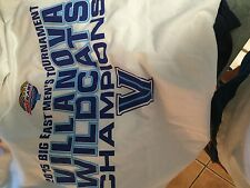 University of Villanova basketball 2015  short sleeve T Shirt adult Large NEW