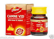 Dabur Camne Vid - earlier it was Kamini Vidravan Ras - 25 Tab Herbal Male Care