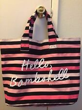 "VICTORIA'S SECRET ""Hello Bombshell"" 2015 Large Tote Bag"