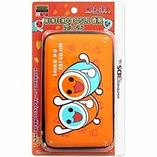 NEW 3DS TAIKO NO TATSUJIN ORANGE POUCH for 3DS XL