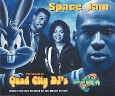 QUAD City DJ 's Space Jam (1996) [Maxi-CD]